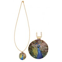 collier-paon