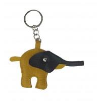 porte-clés-elephant-cuir-equitable