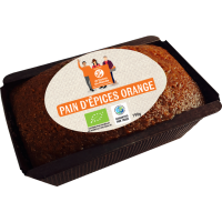 PAIN DEPICES BIO ORANGE 190G