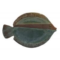 petit plat poisson céramique
