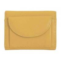 porte cartes jaune