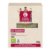 riz basmati bio commerce equitable