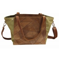 grand sac ecoresponsable cuir