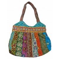 sac a main en coton recycle equitable et ethique