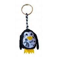 porte clés pingouin equitable