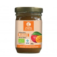 specialite confiture mangue bio equitable