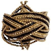 Bracelet Bahâ noir