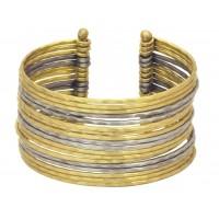 Bracelet manchette Basia