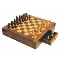 Jeu d'échecs à tiroirs