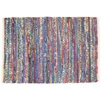 tapis coton recycle