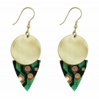 boucles oreilles equitable recycle