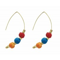 boucles coton recycle
