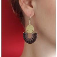 Boucles d'oreilles Maora bis