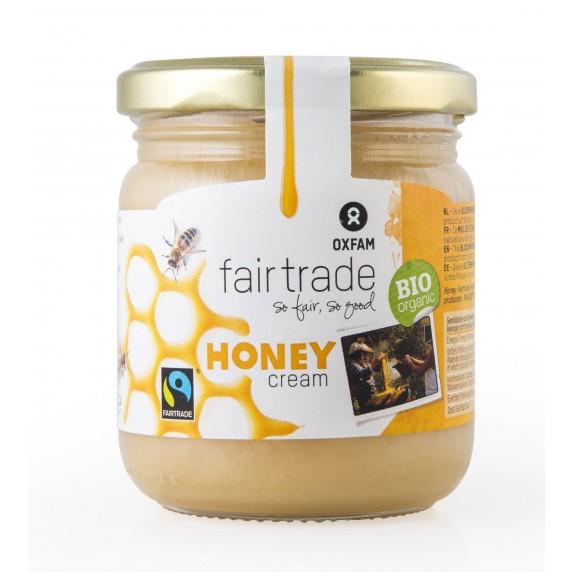 Miel bio et équitable