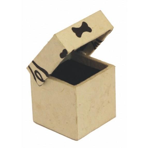 Petite boîte carrée Awashi