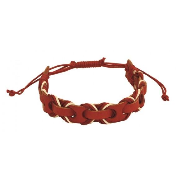Bracelet Naoko rouge