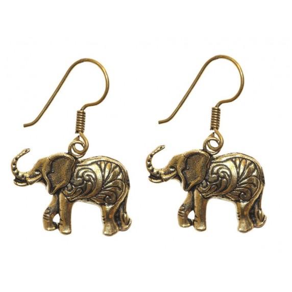 Boucles d'oreilles Safari