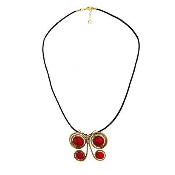 Collier Barboleta