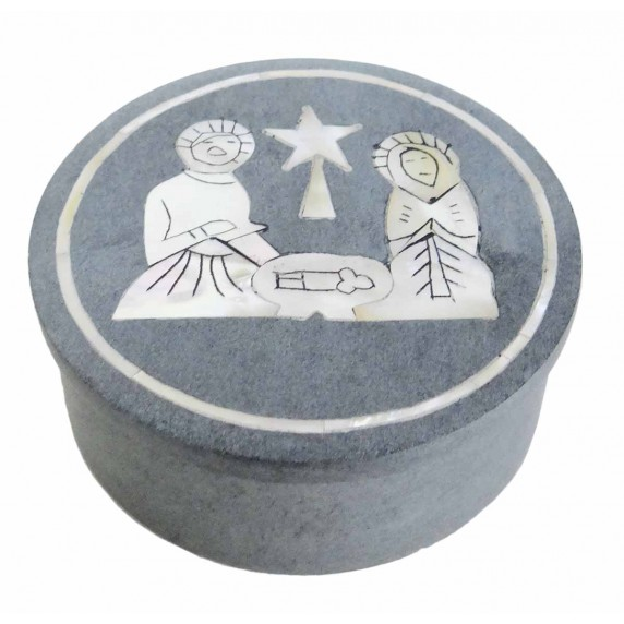 creche pierre savon equitable nacre