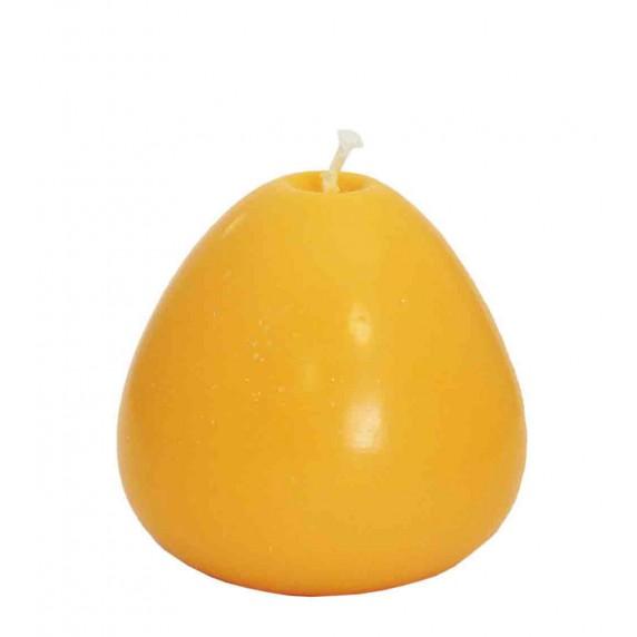 bougie jaune equitable