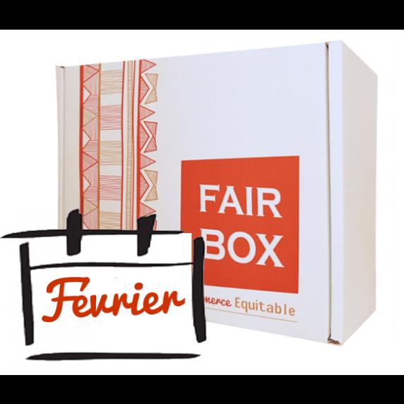 LA FAIRBOX DE FEVRIER