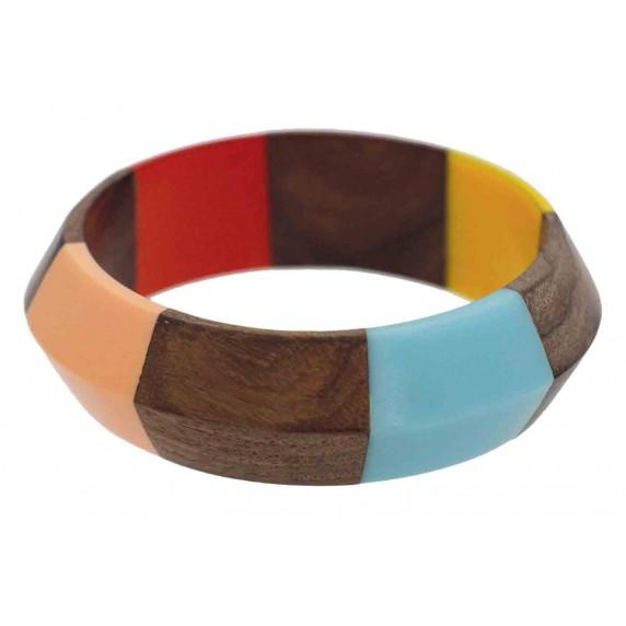 bracelet equitable bois