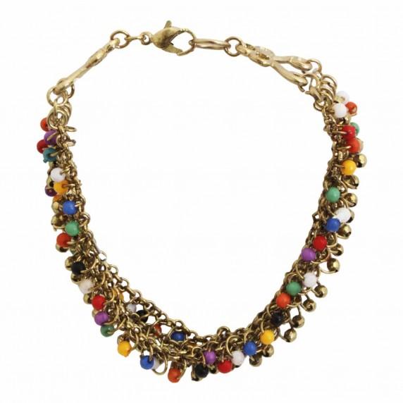Bracelet perles equitable