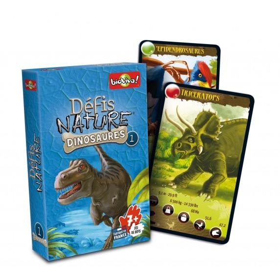 Défis Nature Dinosaures