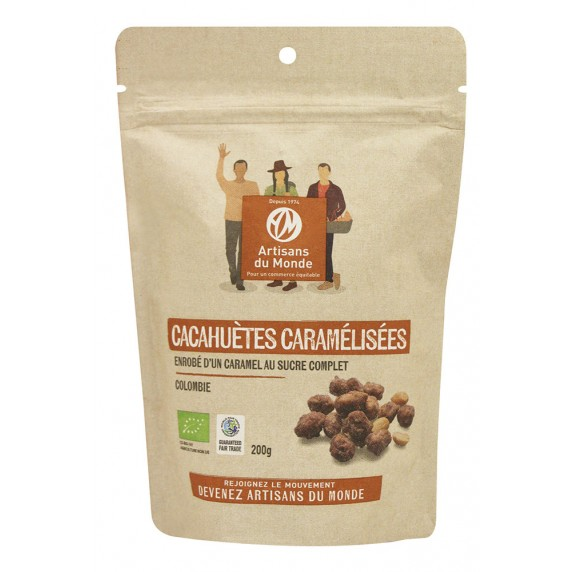 cacahuetes enrobees caramel praline chouchou