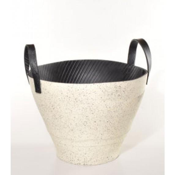 cache pot pneu recycle
