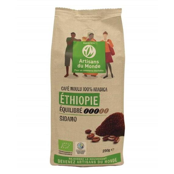 cafe ethiopie bio commerce equitable