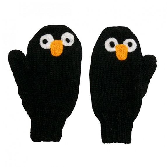 Moufles Pingouin