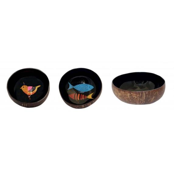 bols noix de coco équitable