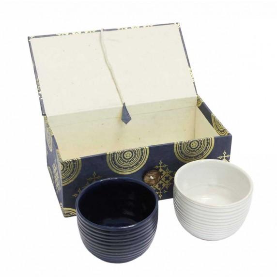 coffret tasse artisanat the