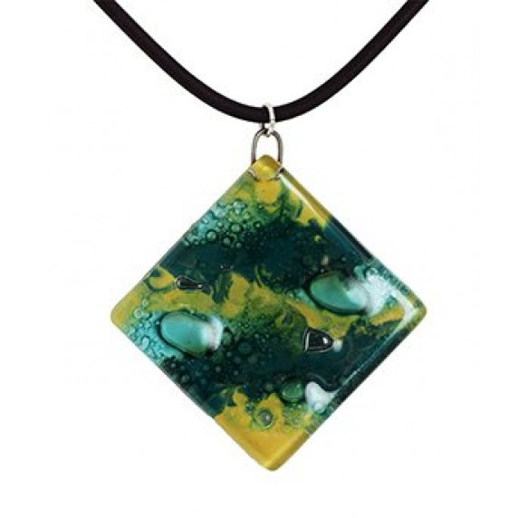 COLLIER AQUARELLE