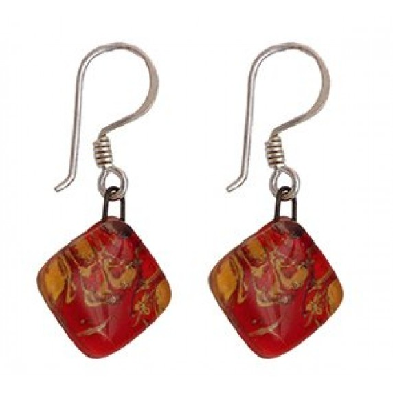 Boucles d'oreilles Passion - Chili