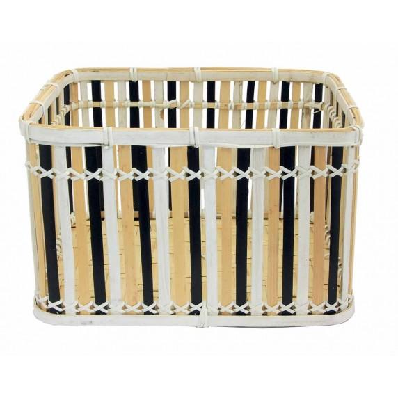 corbeille bambou ethique rangement