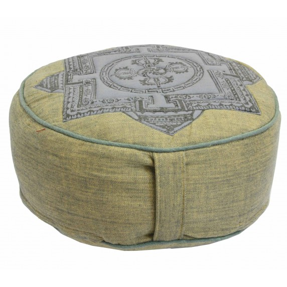 coussin meditation equitable nepal