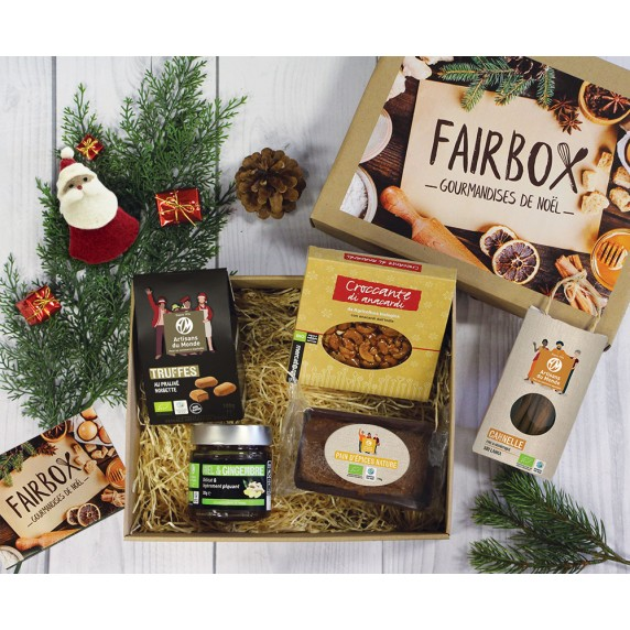 fairbox noel gourmandises