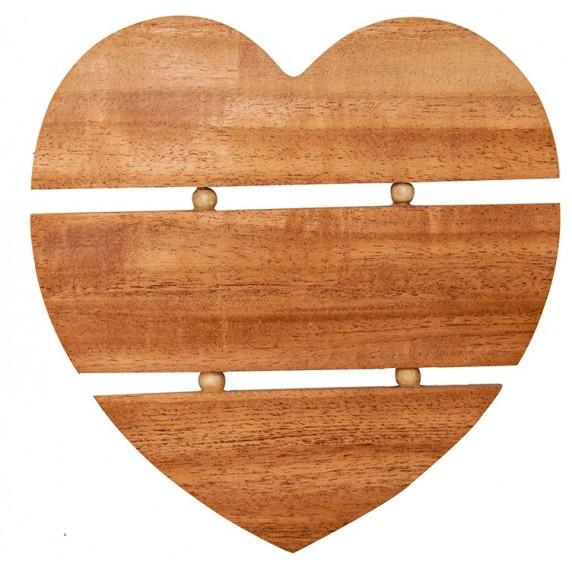 Dessous de plat Coeur
