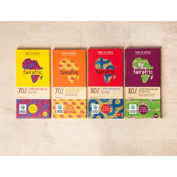 Les chocolats Fair Afric