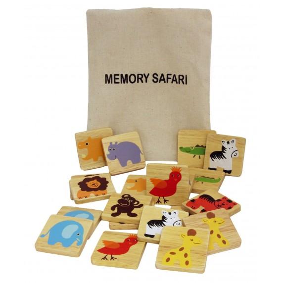 Memory Safari