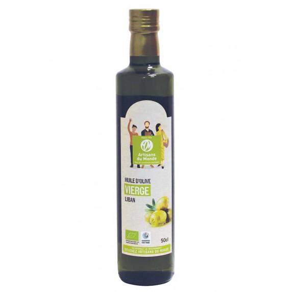 Huile d'olive Bio et équitable Liban