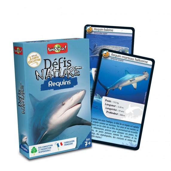 jeu bioviva requin