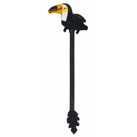 Marque-page toucan équitable