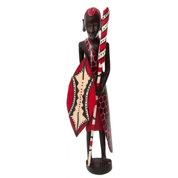 Statuette Homme Masaï