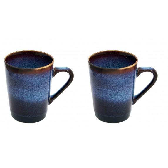 mug ceramique bleu equitable