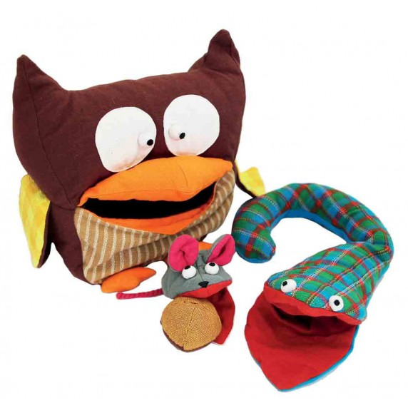 peluches chaine alimentaire