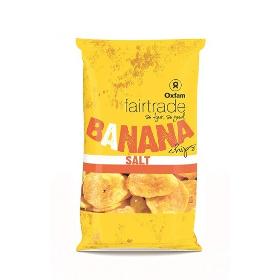 CHIPS BANANE SALEES 85G