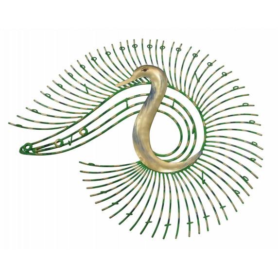 porte-bijoux paon équitable
